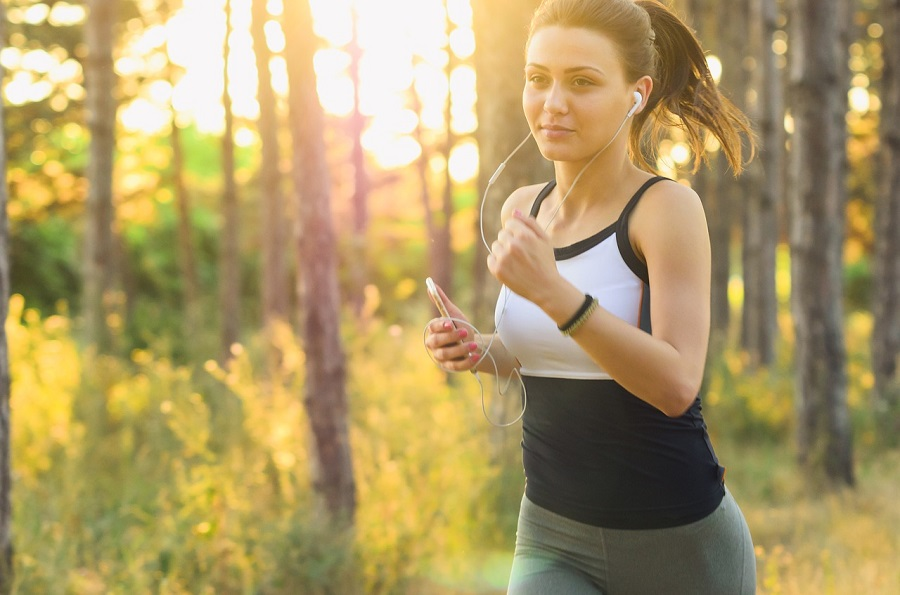 Aktivnosti na otvorenom, trčanje