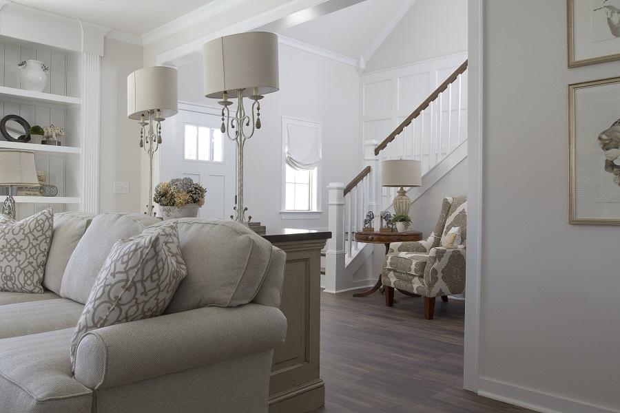 Tone-on-tone dizajn interijera, trendovi uređenja doma