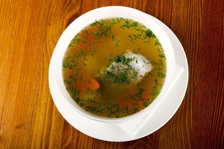 ljetna prehrana, juha
