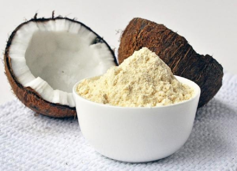 Zdrave namirnice, kokosovo brašno