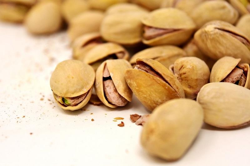 tdrave namirnice, pistacije