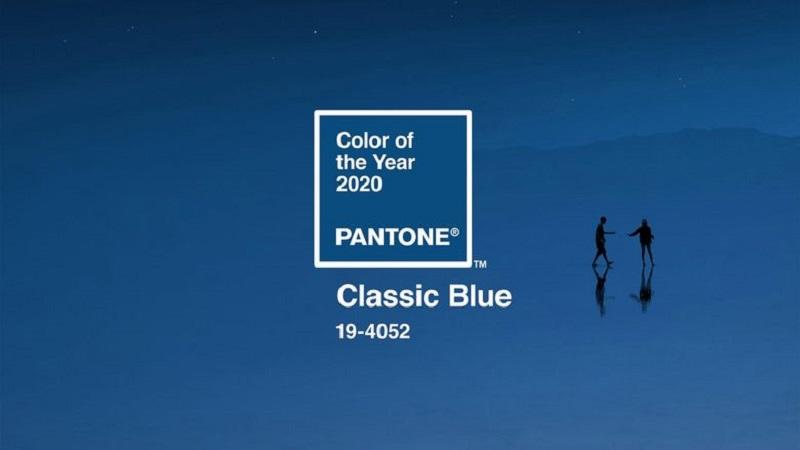 Pantone boja 2020. godine