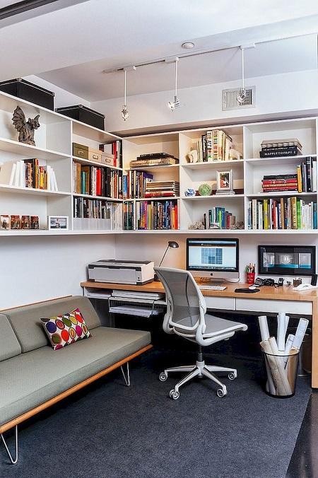 Kako urediti ured kod kuće