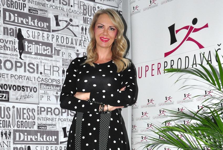 Konferencija Superprodavač, 2019, intervju Sandra Mihelčić