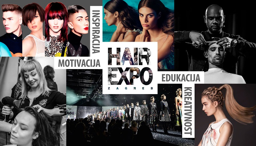 Hair & Beauty Expo, Zagrebački velesajam