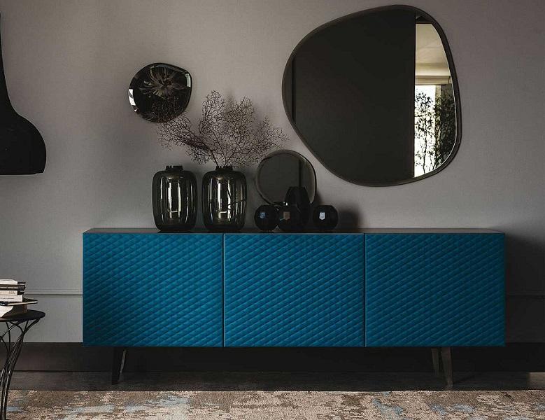 Uređenje interijera, Pantone klasična plava