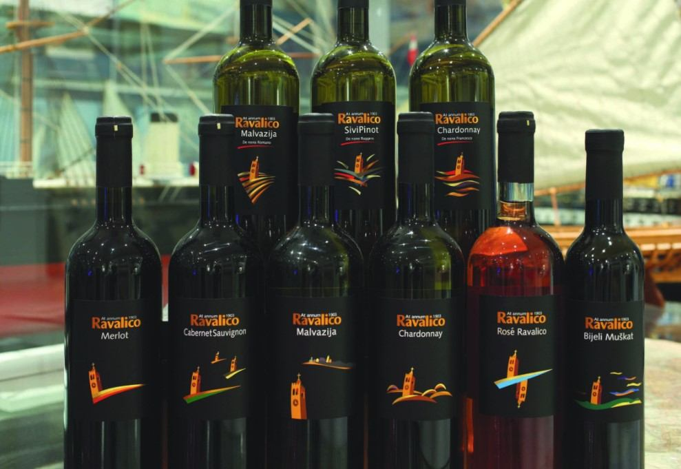 Ravalico vina