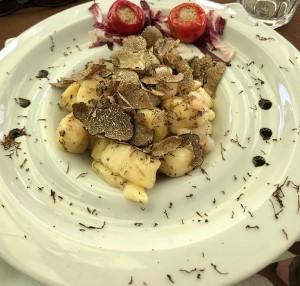 Jela s tartufima - Konoba u Istri