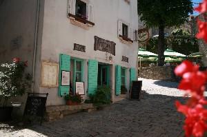 Konoba u Istri