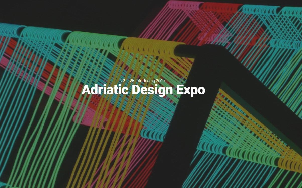 Sudjelujemo na Adriatic Design Expo