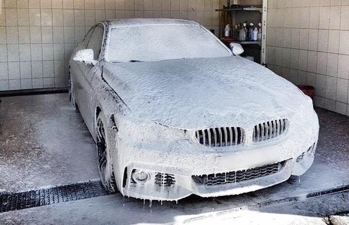 ELITE SNOW FOAM