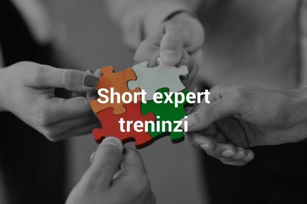 SHORT EXPERT TRENINZI