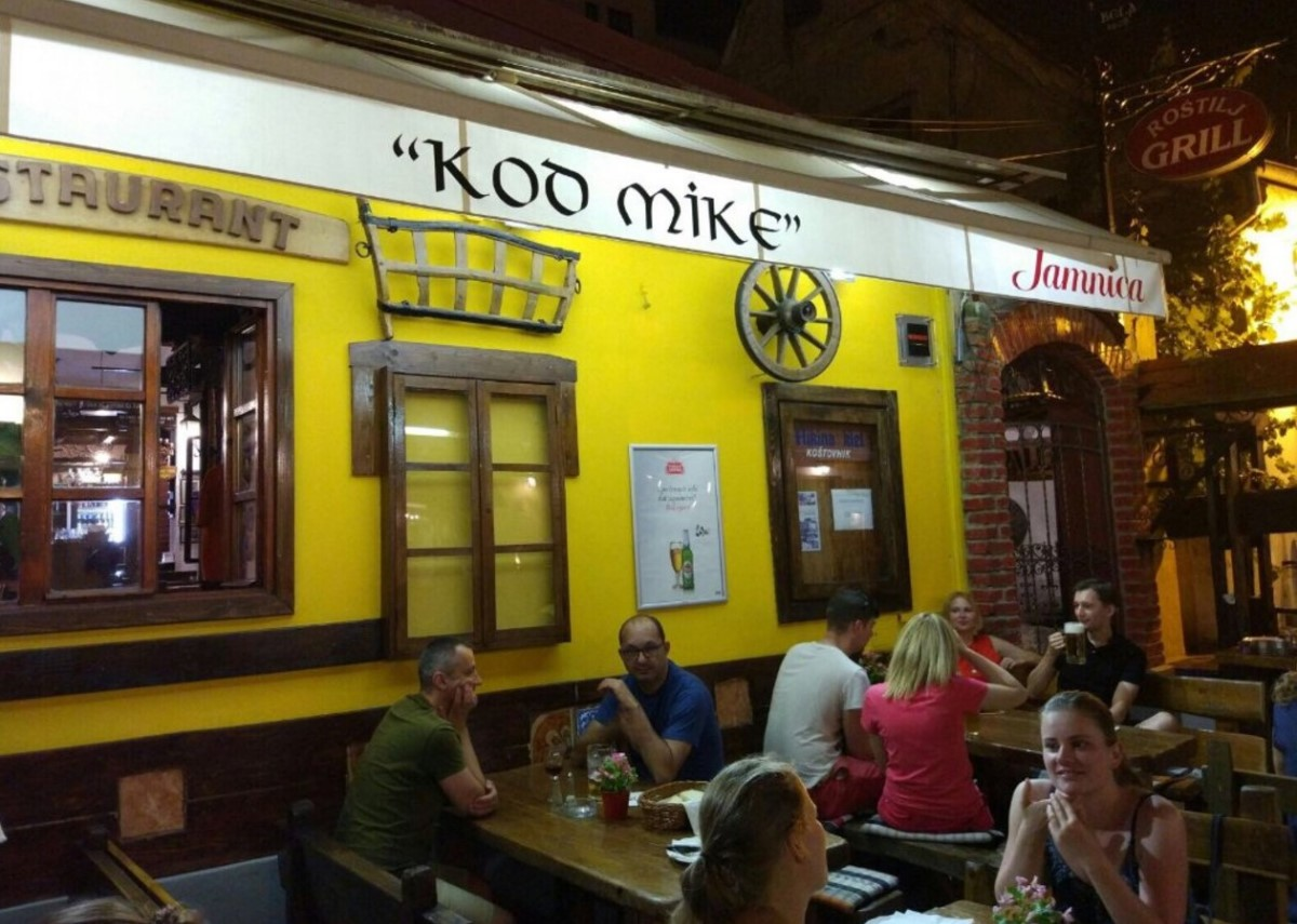 RESTAURANT KOD MIKE