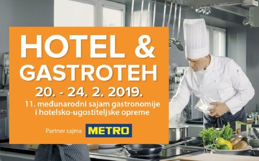 11. međunarodni sajam gastronomije i hotelsko-ugostiteljske opreme