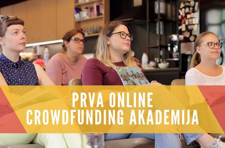 Otvorene prijave za prvu regionalnu online Crowdfunding akademiju