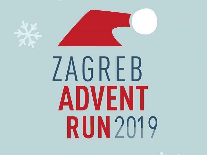 Zagreb Advent Run: Trčanje i zimi može biti zabavno