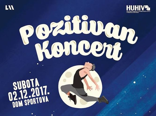 13. Pozitivan koncert u Domu sportova