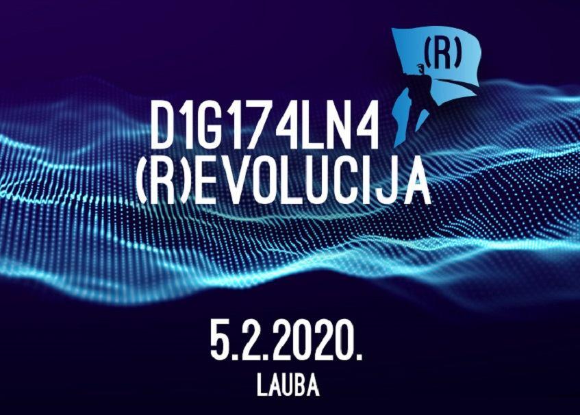 Digitalna (R)evolucija 3.0 - konferencija na kojoj 2020. treba biti svaki poduzetnik