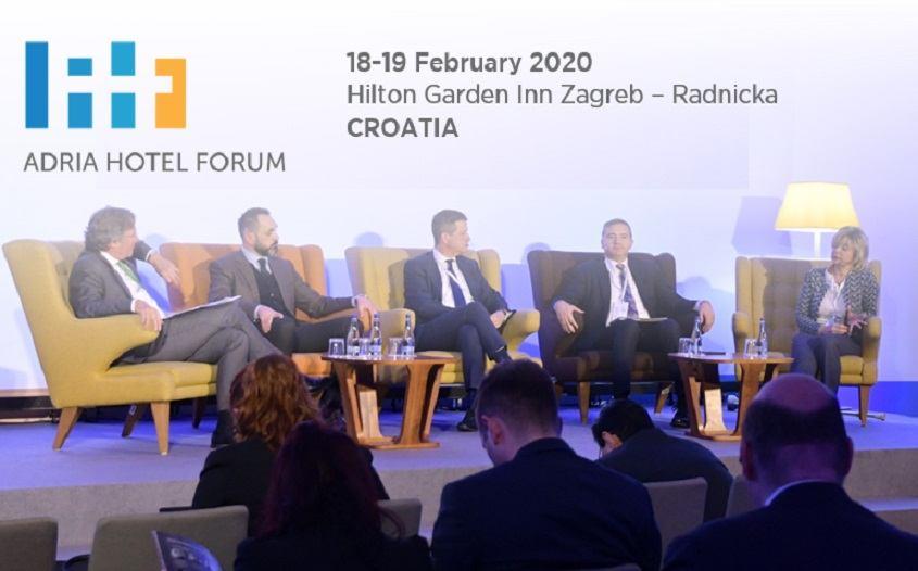 Adria Hotel Forum 2020. održat će se u Zagrebu
