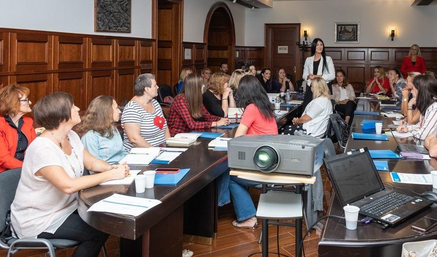 Novi ciklus radionica Male škole poduzetništva za žene
