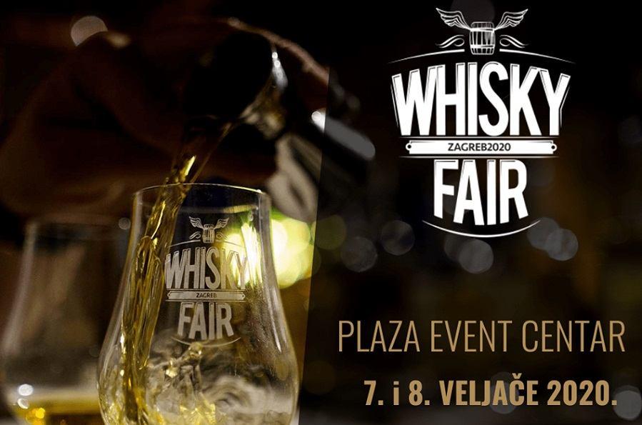 Whisky Fair Zagreb: Degustirajte više od 100 vrsta whiskyja!