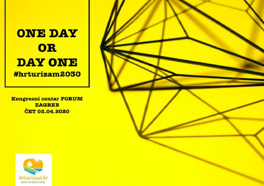 One Day or Day One: Prva konferencija portala HrTurizam.hr