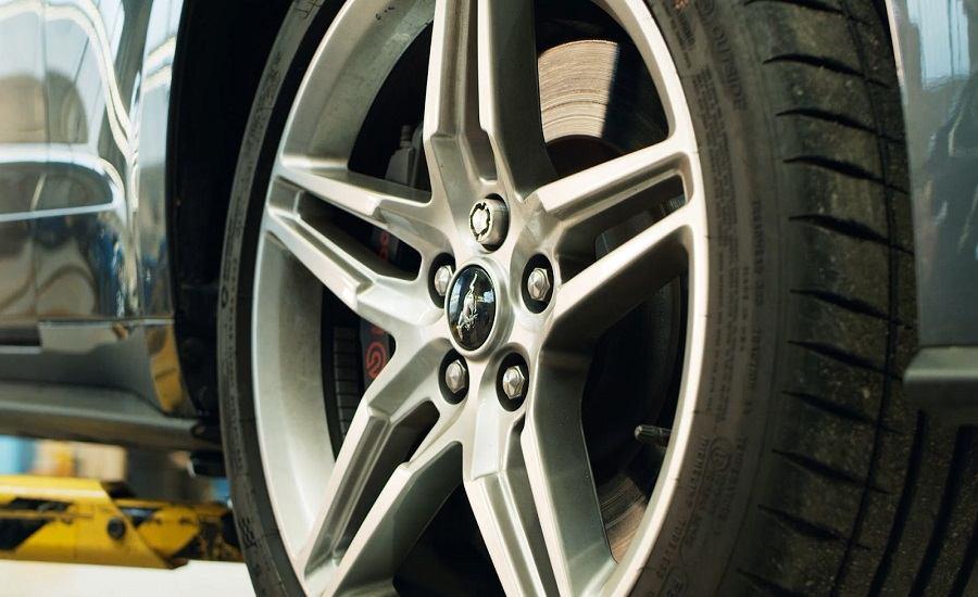 U Fordu su se dosjetili kako spriječiti krađu automobliskih guma