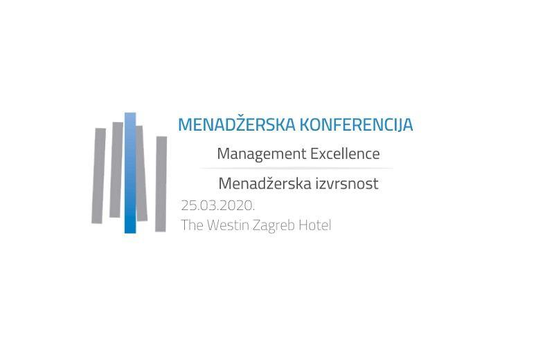 Konferencija Management Excellence/Menadžerska izvrsnost okupit će uspješne hrvatske menadžere