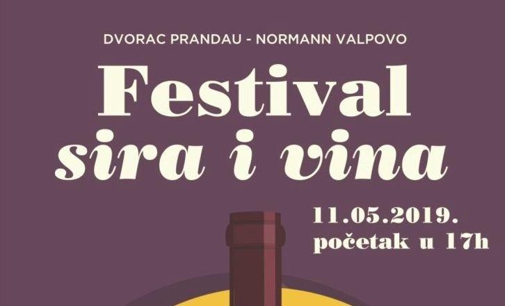 2. Festival sira i vina