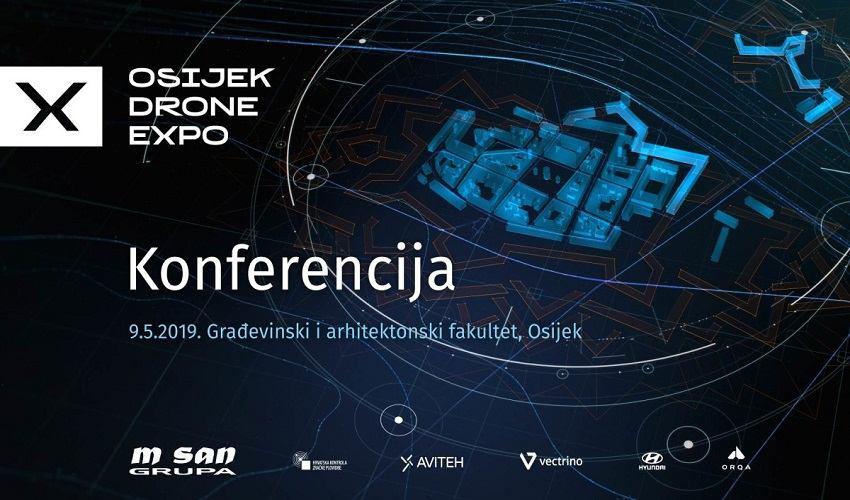 2. Osijek Drone Expo održava se 10. i 11. svibnja!