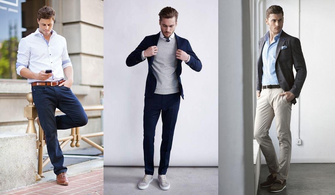25 proljetnih poslovnih casual outfita za muškarce
