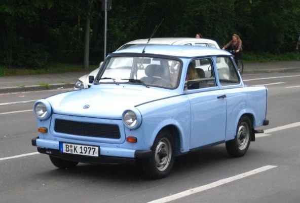 Kultni Trabant slavi 60. rođendan