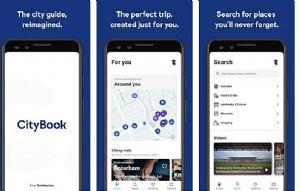 Booking.com pokreće pilot-aplikaciju CityBook