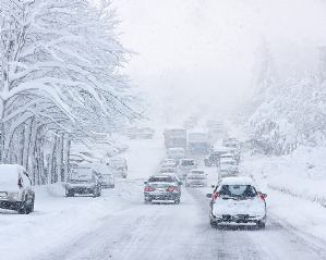 8 osnovnih pravila za vožnju po snijegu i ledu