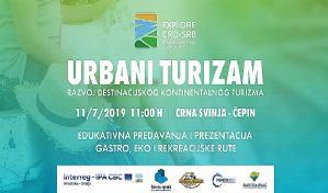 """Besplatna predavanja """"Urbani turizam: razvoj destinacijskog turizma"""""""