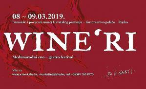 Danas počinje 3. Međunarodni eno-gastro festival WineRi 2019.