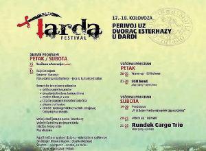 Festival Tarda - festival glazbe, ruha i hrane