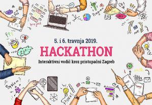 """Hackathon """"Pristupačni Zagreb"""" za razvoj mobilne aplikacije"""