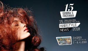 Hairstyle News Festival uskoro slavi svoj 15. rođendan