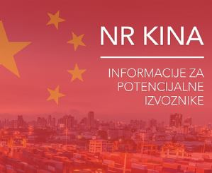 HGK izdala vodič s informacijama za izvoznike u Kinu