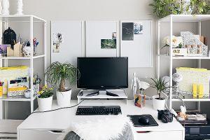 Kako urediti kućni ured?