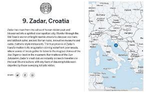 """Lonely Planet objavio je prestižni vodič """"Best in Travel 2019"""", a među preporučenim destinacijama je i jedan hrvatski grad!"""
