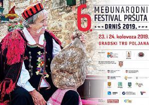 Međunarodni festival pršuta u Drnišu