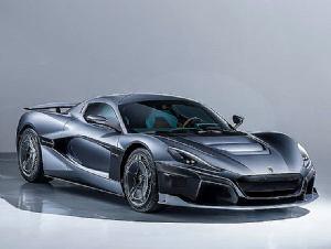 Na Sajmu automobila u Ženevi predstavljen Rimac Concept Two