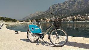 Nacionalni park Krka uvodi nextbike sustav javnih bicikala