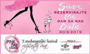 Pink Day Zagreb - međunarodni festival ružičastih vina