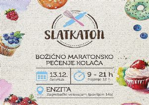 Prijavite se na Slatkaton – maraton pečenja kolača za slastičare amatere