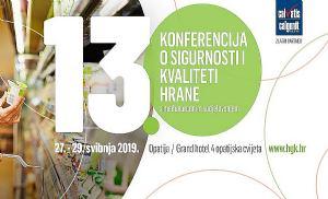 Trinaesta Konferencija o sigurnosti i kvaliteti hrane