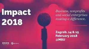 """U Zagreb stiže konferencija za pozitivne promjene u društvu - """"Impact 2018"""""""