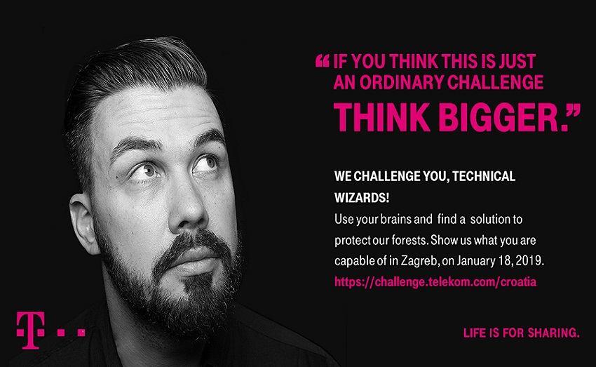 Ako imate IoT ideju za spas hrvatskih šuma, prijavite se na HT Challenge